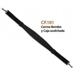 CP.101 Correa Acolchada Bombo y Caja Genuine Straps
