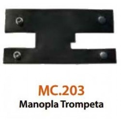 MT.203 Manopla Trompeta MC.203 Genuine Straps