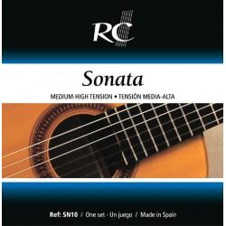 Juego de Cuerdas Royal Classics Sonata SN10