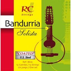 Juego de Cuerdas Royal Classics Bandurria solista BS10