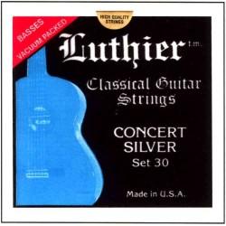 C302.030 Juego de Cuerdas Luthier Tension 30