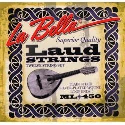 ML450 Juego de Cuerdas de Laud La Bella ML-450