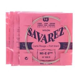 526R Sexta Cuerda Savarez Carta Roja Clasica 520R