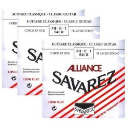546R Sexta Cuerda Clasica Savarez Alliance Tension Media 540R
