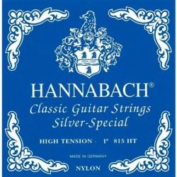 815HT Juago de Cuerdas Hannabach para Clasica Tension Alta