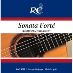 Juego de Cuerdas Royal Classics Sonata Forte SF70