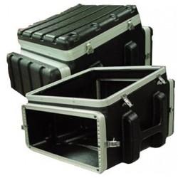 CIBELES C204.102 Estuches ABS Mixer Rack 6U - 2U - 4U
