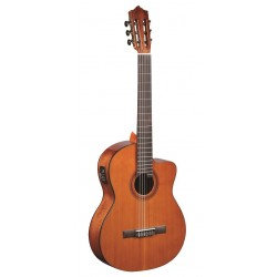 MTZ MCG-48S CE Guitarra Clasica EQ