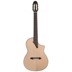 MTZ MS14M Guitarra Clasica Sapeli