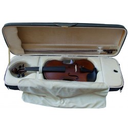 C370.444 Violin Macizo 4/4 Brillo