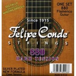 C302.880 Cuerdas Felipe Conde Flamenco Tension Alta
