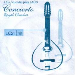 1ª CUERDA ROYAL CLASSIC LAUD CONCIERTO