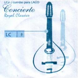6ª CUERDA ROYAL CLASSIC LAUD CONCIERTO