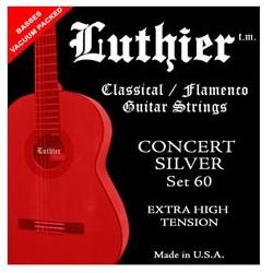 C302.060 Juego de Cuerdas Luthier Tension 60
