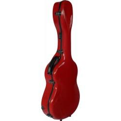CIBELES C200.008FG-R Estuches Fibra Clasica Rojo