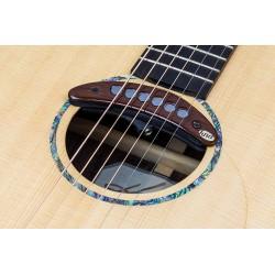 KNA SP-1 Previo Pastilla Magnetica de una bobina para Guitarra Acustica