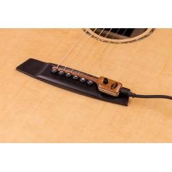 KNA SG-2 Previo Guitarra Acustica con control de volumen