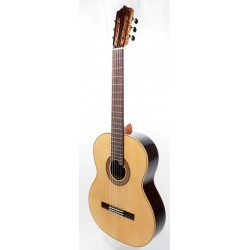 Martinez MFG-RSZ EQ ZURDO Guitarra Flamenca Palosanto FISHMAN PSY-301